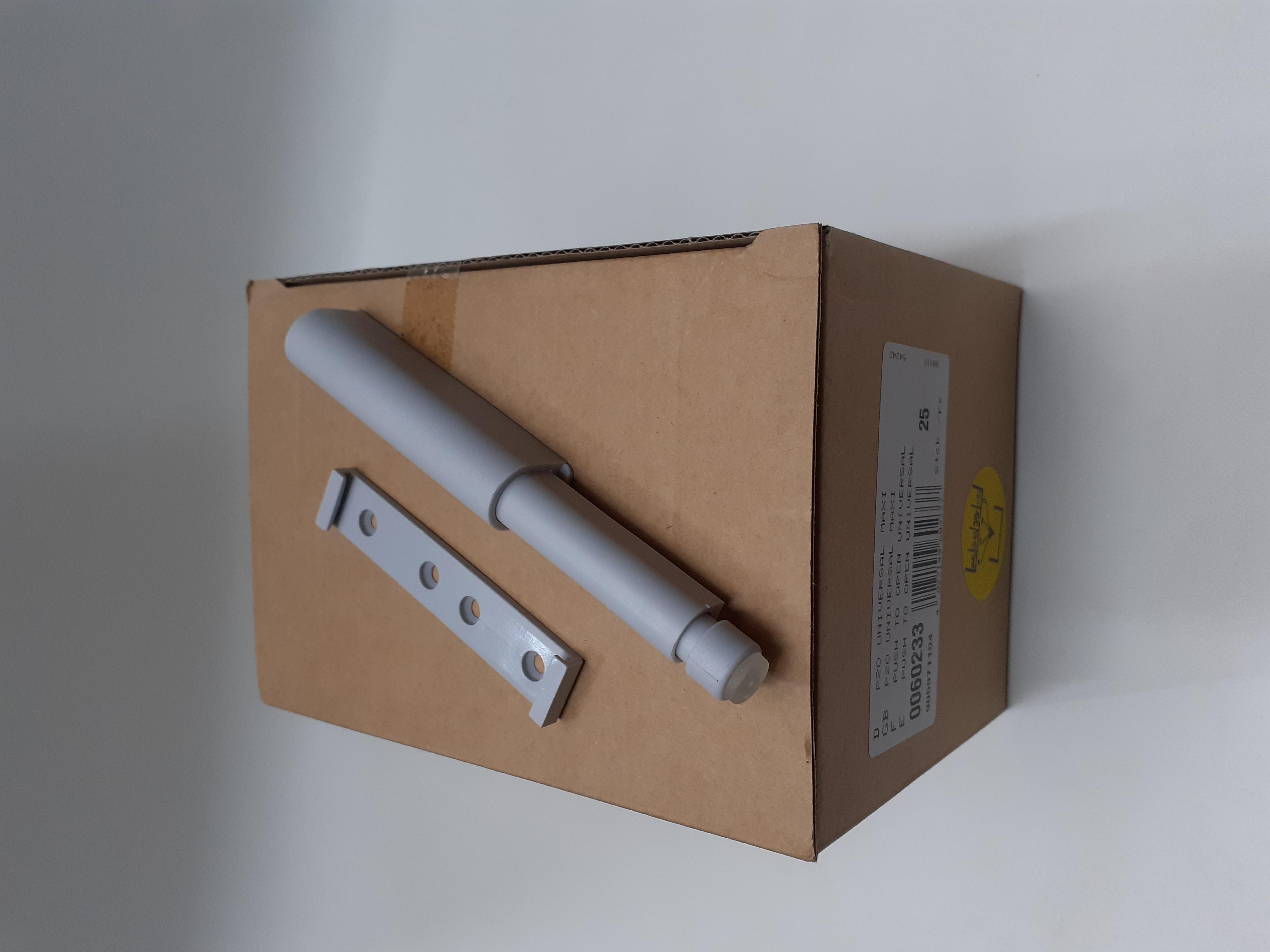 Druckverschluss Push to open 8mm