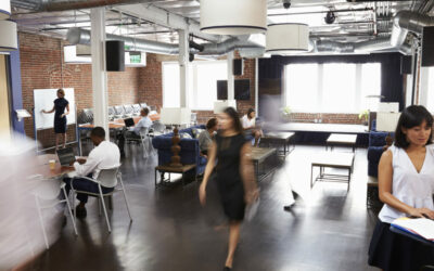 Hot desking: flexible-innovative ways for business teams?