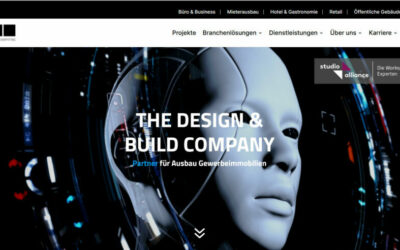 real General Contracting GmbH puts up new website